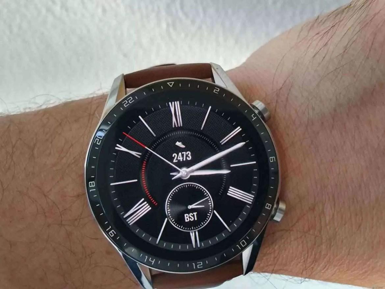 Análise Huawei Watch GT 2 tem as mesmas duas semanas de bateria e muitos recursos novos 1