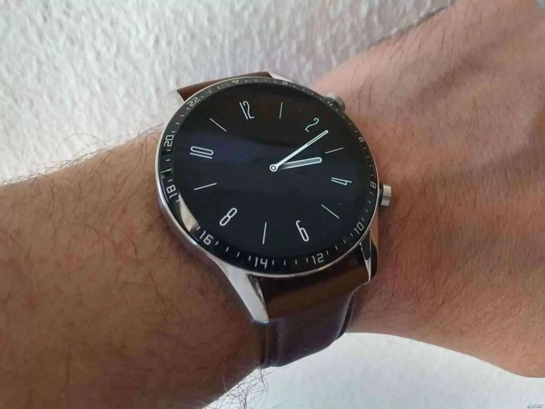 Análise Huawei Watch GT 2 tem as mesmas duas semanas de bateria e muitos recursos novos 5