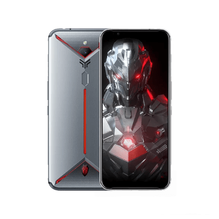 nubia red magic 3s silver 2