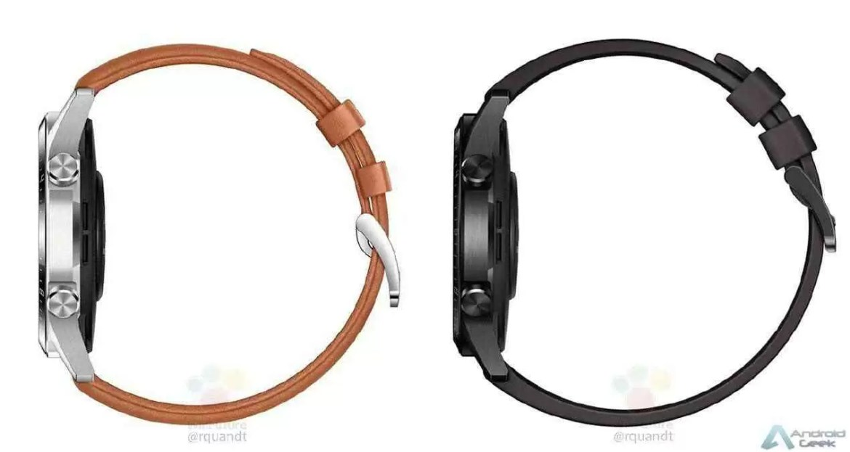 O próximo smartwatch da Huawei foi revelado e não corre Wear OS 3