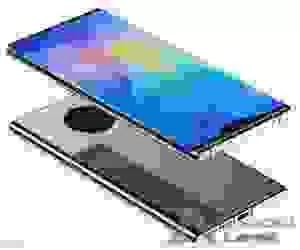 Renders Huawei Mate 30 Pro 5K e vídeo em 360 ° cortesia da SlashLeaks 1