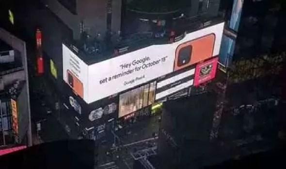 Anúncio do Google Pixel 4 mostra oficialmente a nova opção de cor Coral 2