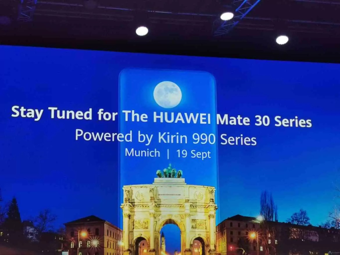 Leak: Unboxing e fotos reais do Huawei Mate 30 Pro 3