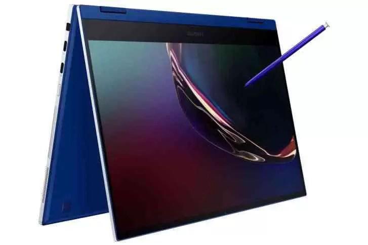 Os novos Galaxy Book Flex e Ion da Samsung oferecem monitores QLED e os mais recentes da Intel