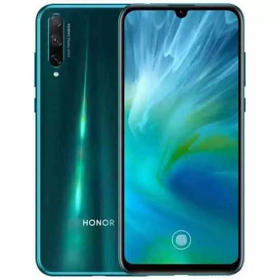 Honor 20 Lite Blue Water Jade