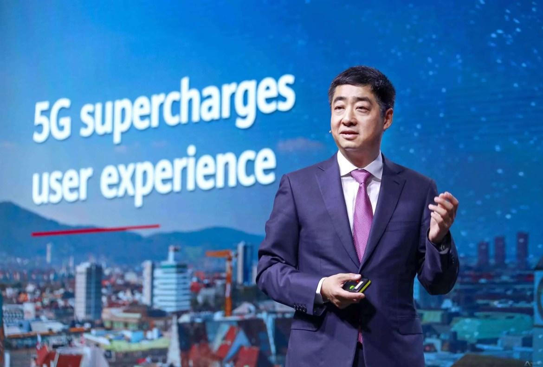 Huawei apela à colaboração entre indústrias para a aceleração do desenvolvimento do 5G 1