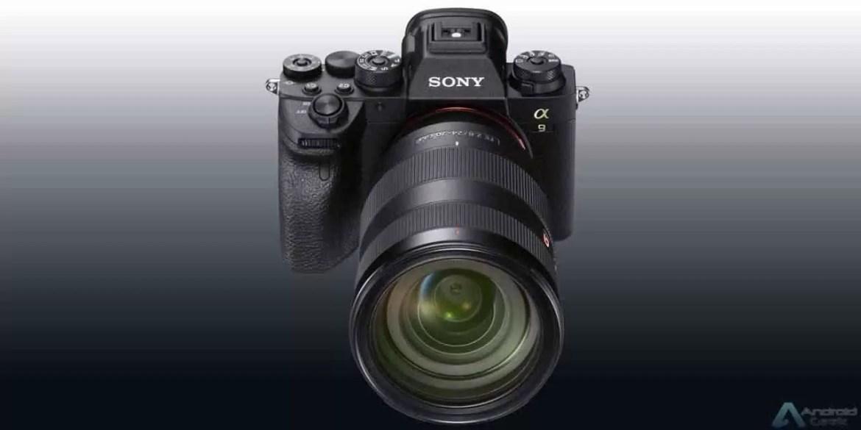Sony apresenta a nova Camara Alpha 9 II 1