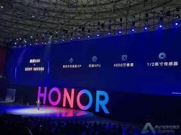 Honor V30 será o primeiro smartphone 5G da empresa 1