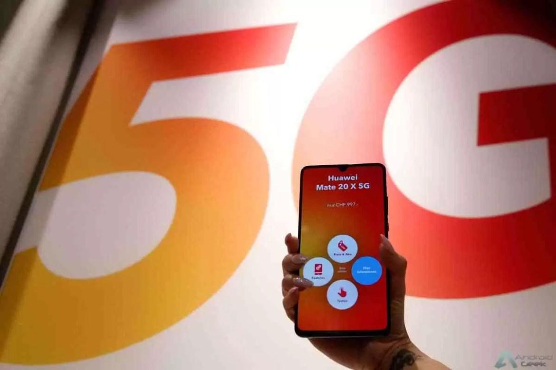 A Huawei possui o maior conjunto de patentes 5G do mundo: IPlytics 1