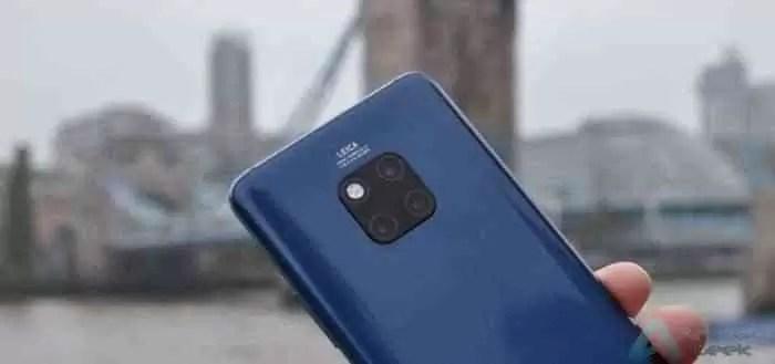 Lançamento EMUI 10 para a série Huawei Mate 20 foi colocada 'temporariamente em espera' 1