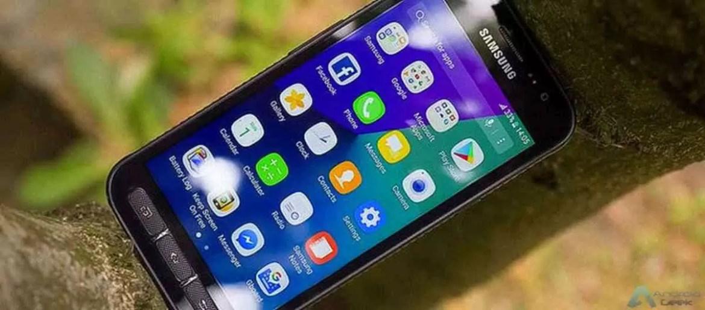 O smartphone robusto Galaxy Xcover FieldPro é apresentado com o Exynos 9810 1