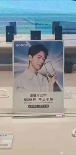 Honor V30 confirmado com Kirin 990 SoC, preço sobe