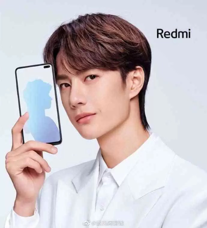 Redmi K30 render