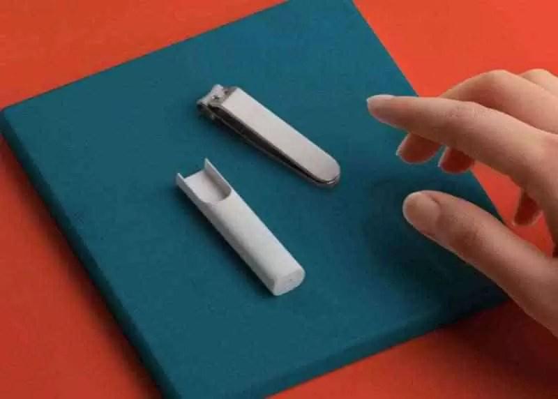 Cortador de unhas Xiaomi Cover