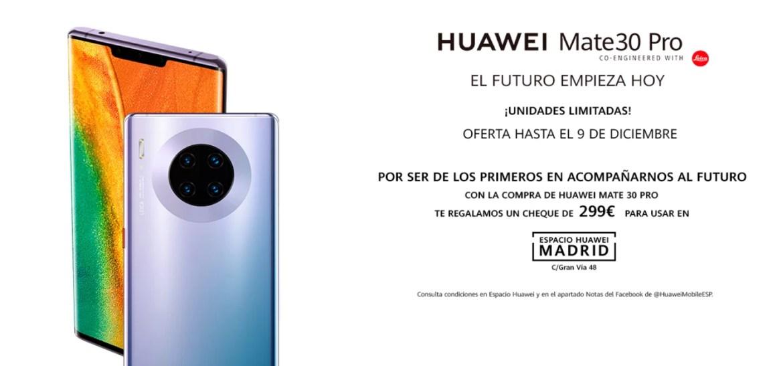 Huawei Mate 30 Pro Espanha