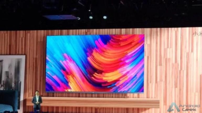 Xiaomi Mi TV 5,e Mi TV 5 Pro lançadas oficialmente na China 1