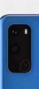 Foco automático a laser: Galaxy S11e