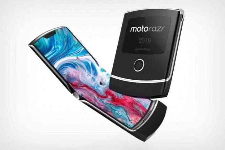 Motorola Razr Foldable