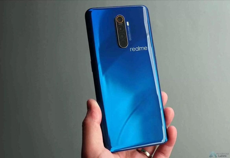 Realme X2 Pro torna-se oficial na Europa; o preço começa em 399 € 1