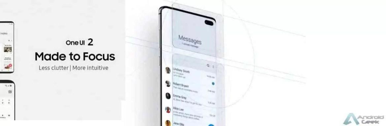 Tudo o que precisam saber sobre o One UI 2 da Samsung 5
