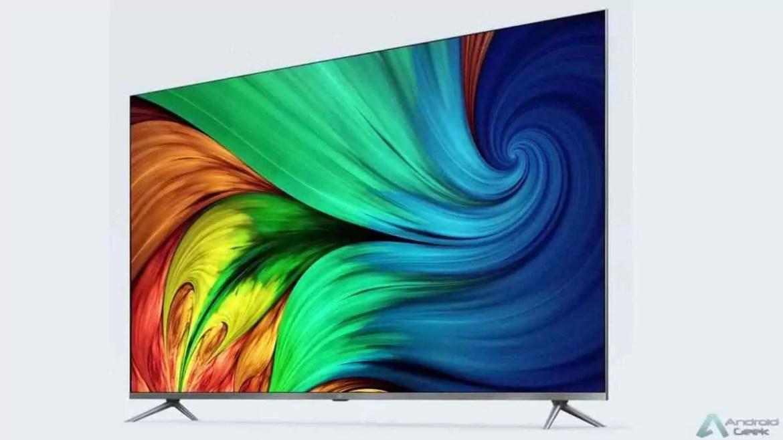 Xiaomi revela algumas especificações da Mi TV 5 1