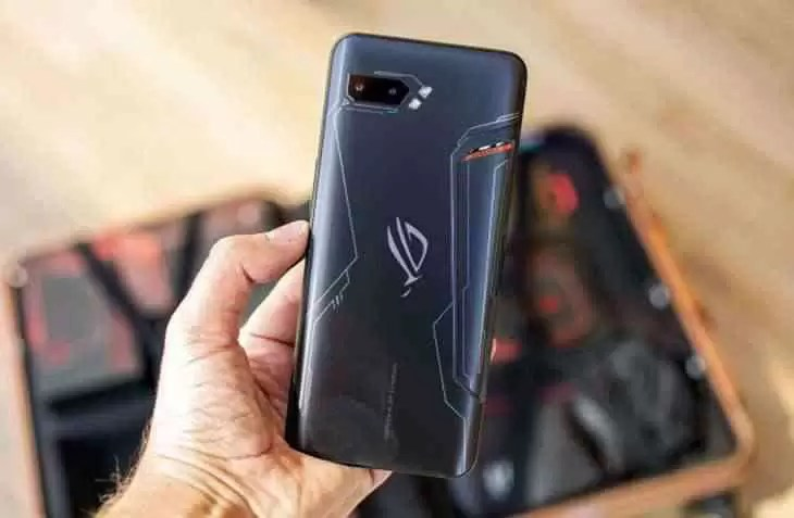 ASUS Republic of Gamers anuncia chegada do Android 10 para ROG Phone II 1