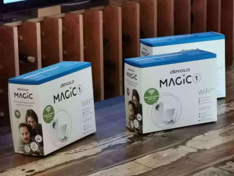 Devolo apresenta o Magic 1 WiFi mini, um PLC ultracompacto para estender a conectividade em casa 2