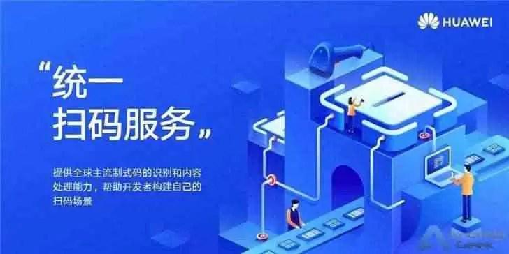 Huawei explica oficialmente o Scan Kit - o HMS Core está aqui 2