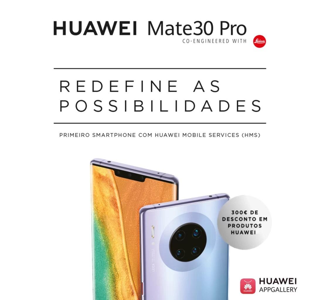 Huawei Mate 30 Pro chegou finalmente a Portugal e com 300€ de ofertas! (Unidades Limitadas!) 1