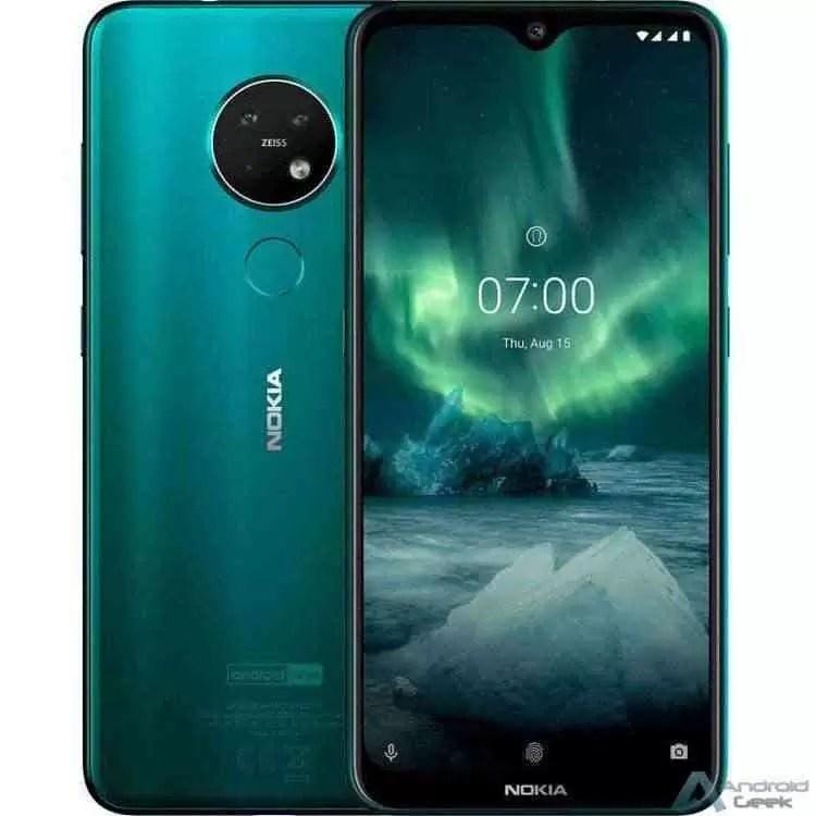 Nokia 7.2 avaliado pela DxOMark, faz 78 pontos 2