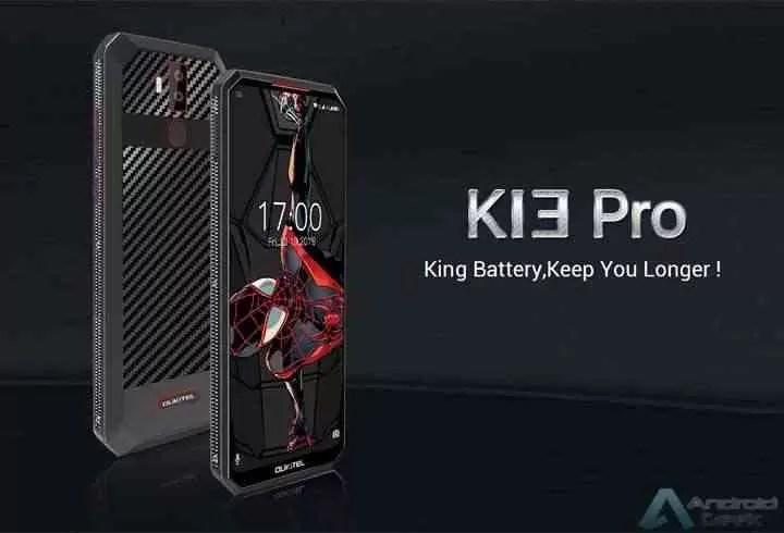 Oukitel K13 Pro é o Smartphone de 11000mAh por US $ 169,99 na Banggood 1