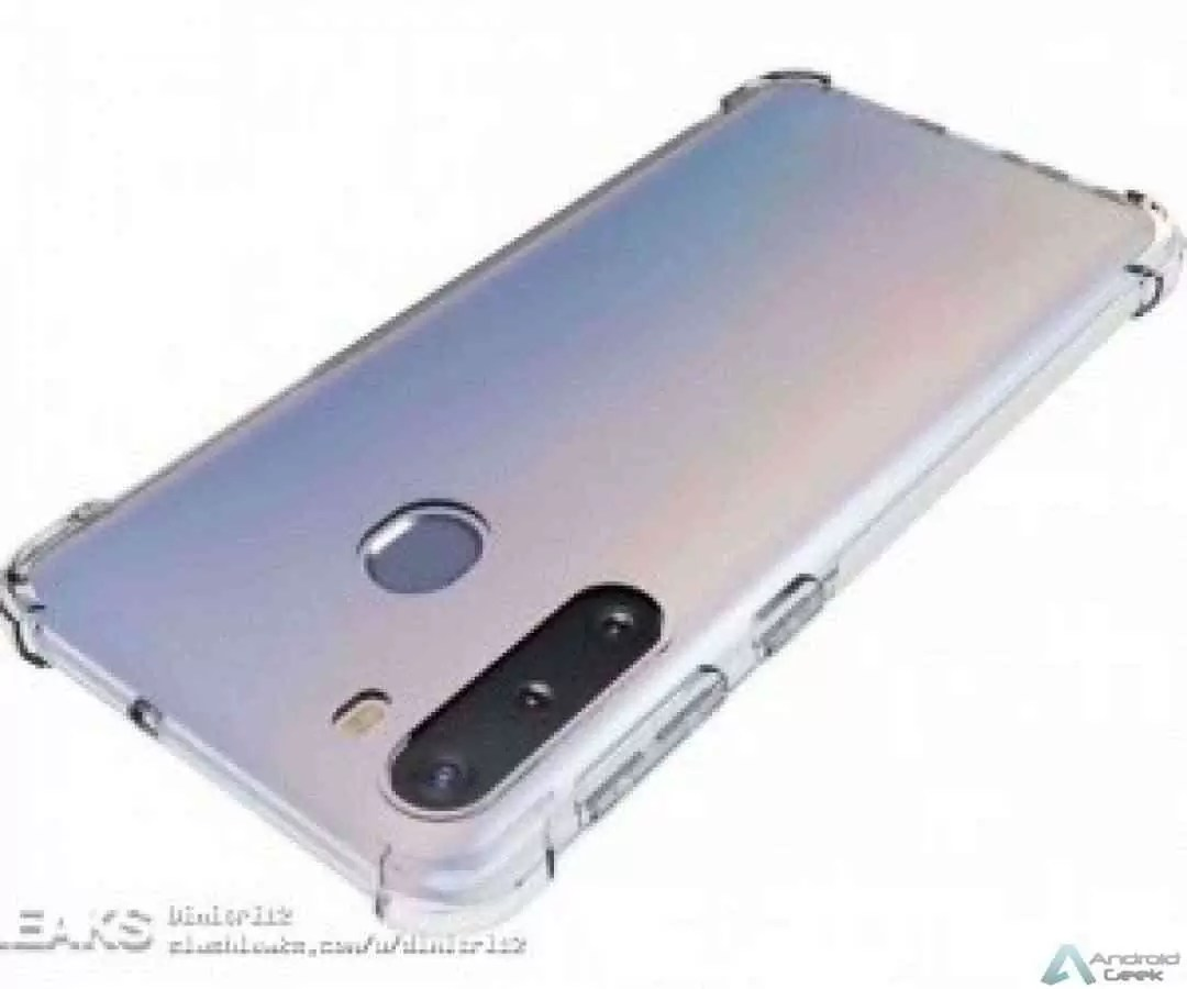Renders mostram possível design do Samsung Galaxy A21 3