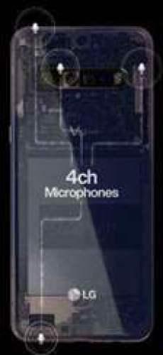 Imagens reveladas do LG V60 ThinQ revelam câmara quádrupla, ecrã com entalhe e bateria de 5.000 mAh