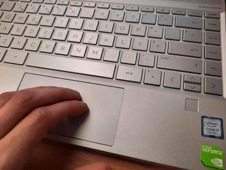 Análise HP Envy de 13 polegadas. Não tenham inveja, que é feio! 6