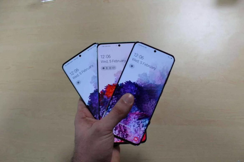 Galaxy S20 , S20+ e S20 Ultra oficializados! Especificações, preços e data de comercialização 4