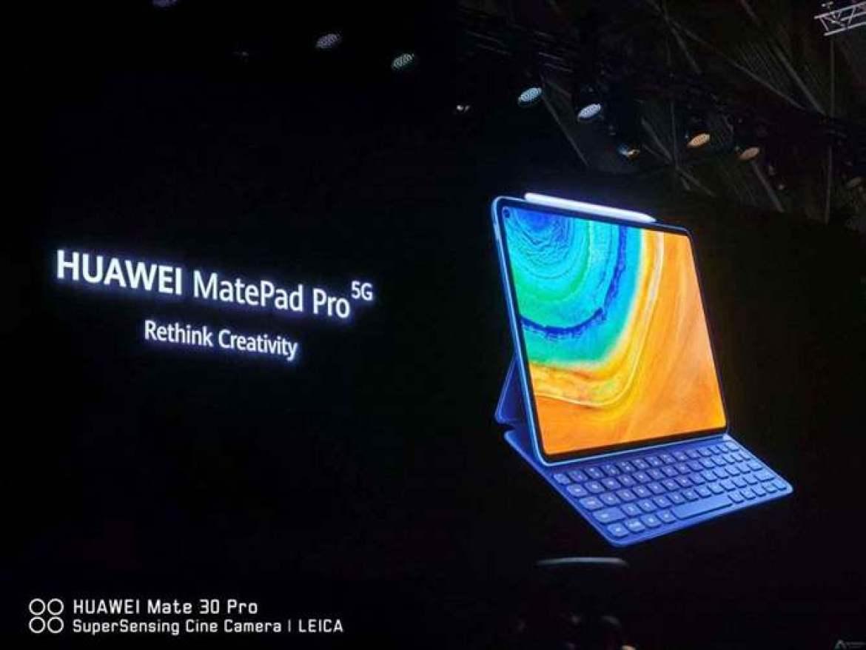 Huawei apresenta armas para 2020 e todas chegam a Portugal. Mate XS incluido 5