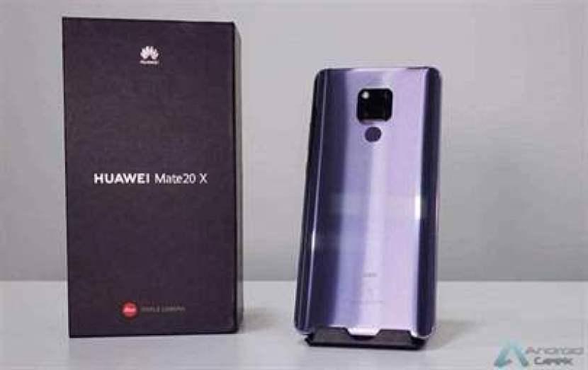 Huawei Mate 20 X ficou entre os 20 primeiros na análise do DxOMark 1