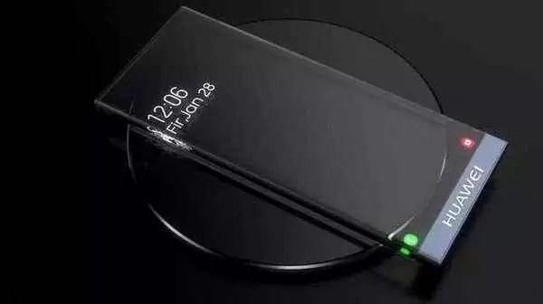 Huawei Mate 40 terá design transparente e futurista 2