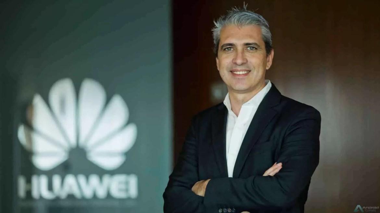 Tiago Flores, Director de Vendas Huawei Portugal