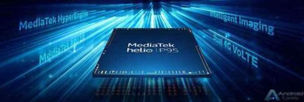 Mediatek apresenta o Helio P95 com melhor suporte para IA e câmara 1