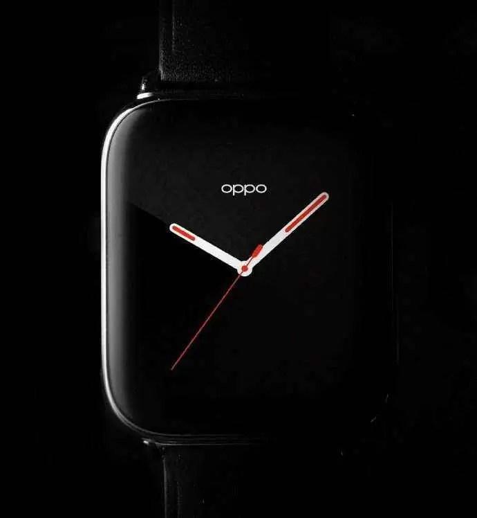 OPPO Smartwatch Render