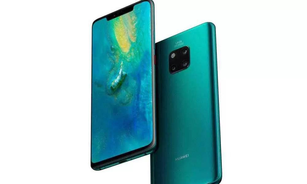 Atualização de abril da série Huawei Mate 20 expandida para o Reino Unido e Europa 1