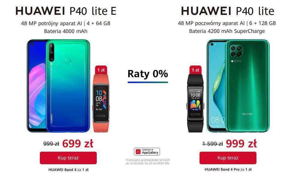 Tudo o que precisam saber sobre o Huawei P40 Lite E 1