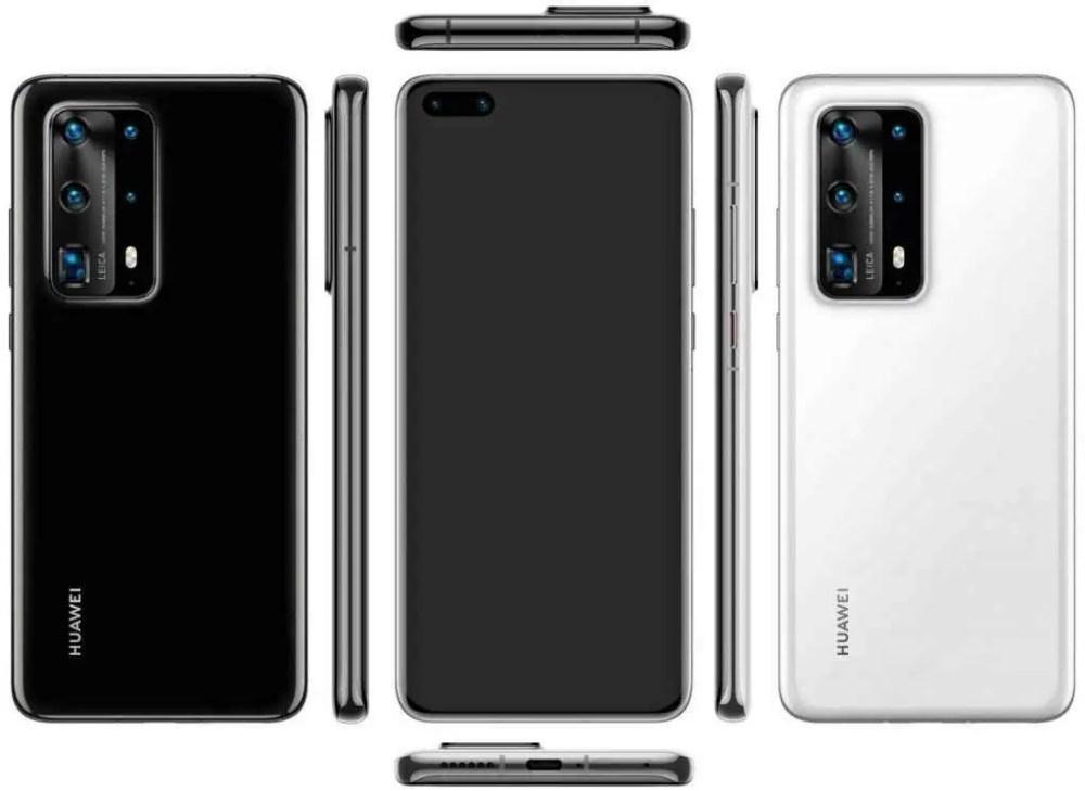 "O principal modelo da série Huawei P40 será chamado ""Huawei P40 Pro Plus 5G"" 1"