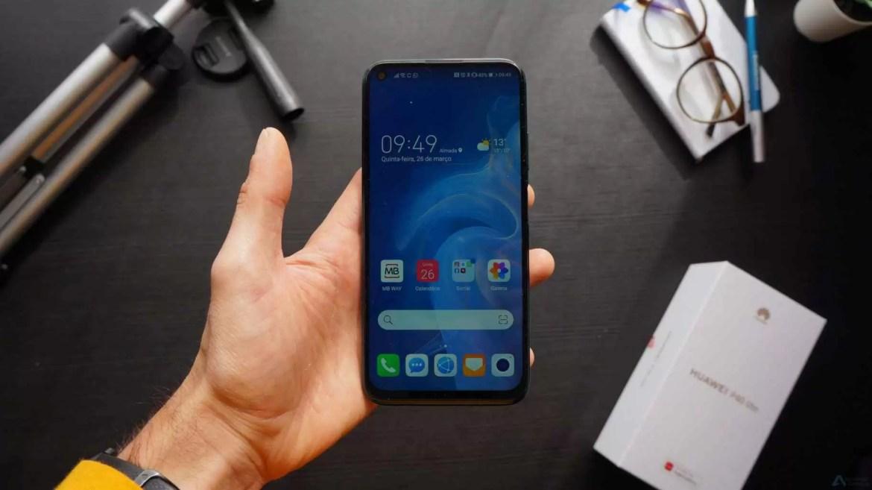 Análise HuaweiP40 Lite - A vida sem os serviços da Googleé boa 3