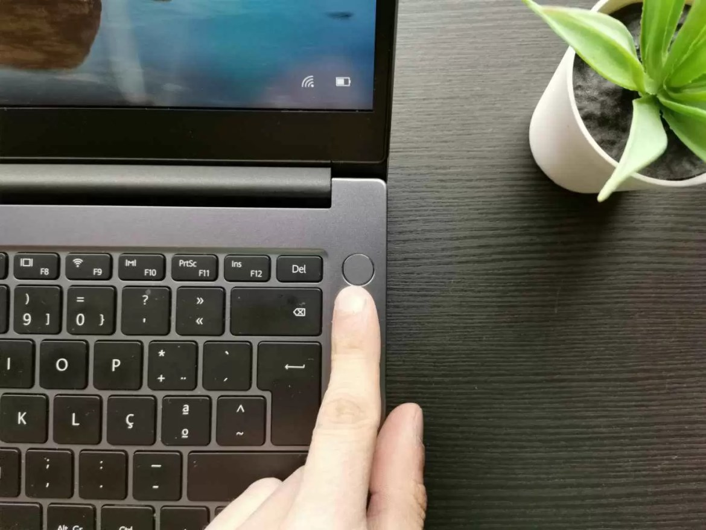 Análise MateBook D 14 (2020) elegante e mais rápido 17