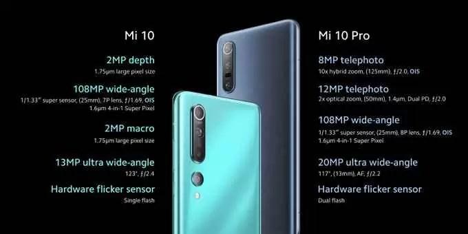 يصل Xiaomi Mi 10 و Mi 10 Pro إلى السوق العالمية بإطلاقه في أوروبا 3