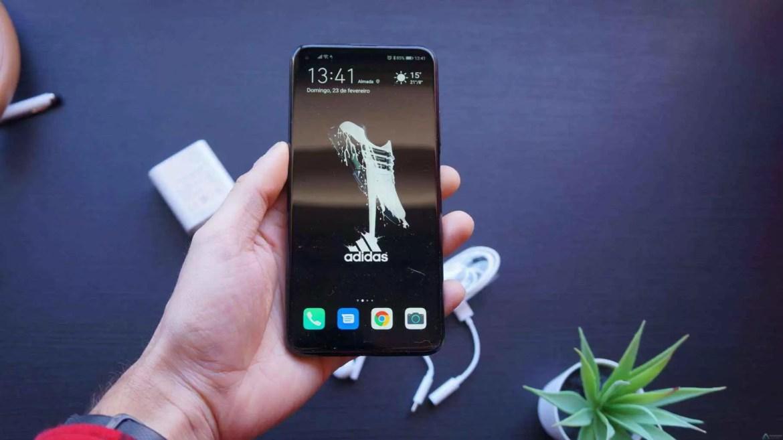 Nova 5T o novo da Huawei com serviços da Google 1