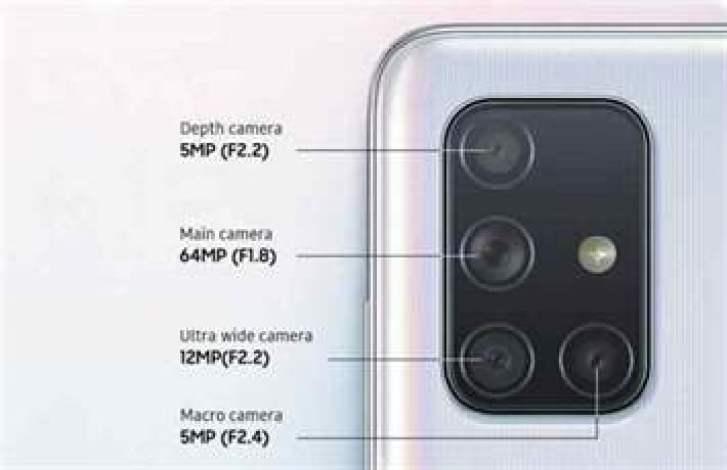 Samsung Galaxy A71 tem decepcionante pontuação da câmara DxOMark para fotos e vídeos