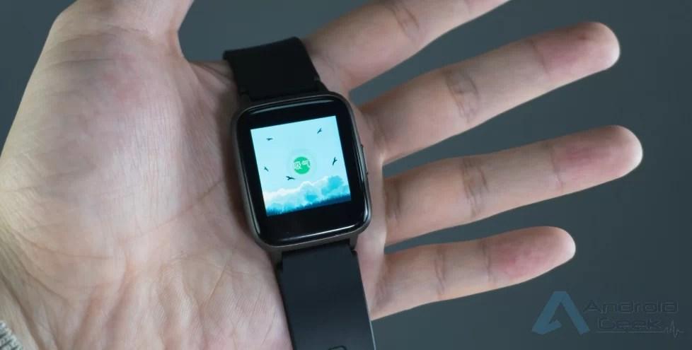 Já conhecem o Xiaomi Haylou SmartWatch? Uma smartband com estilo de relógio por 25€ 3